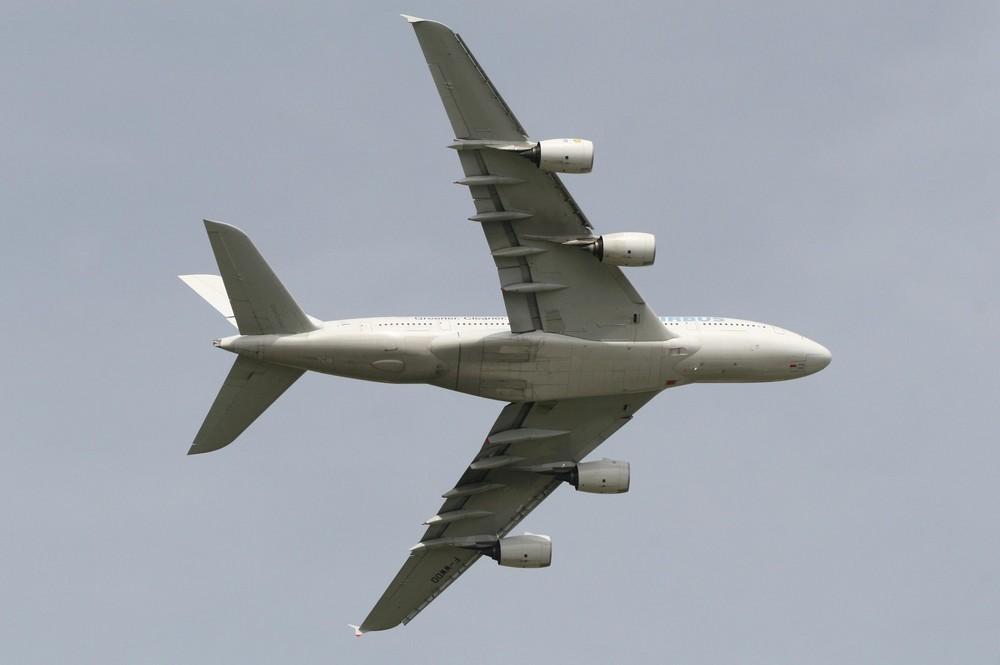 AIRBUS A-380 //// F-WWDD