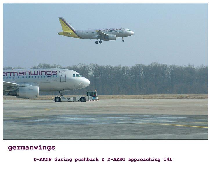 Airbus A319 im Doppel