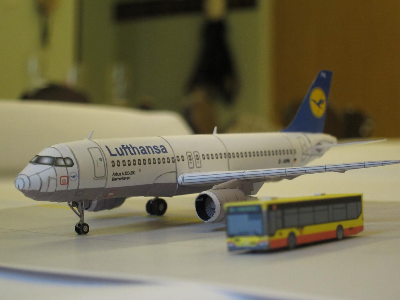 Airbus A320-200 Bremerhaven