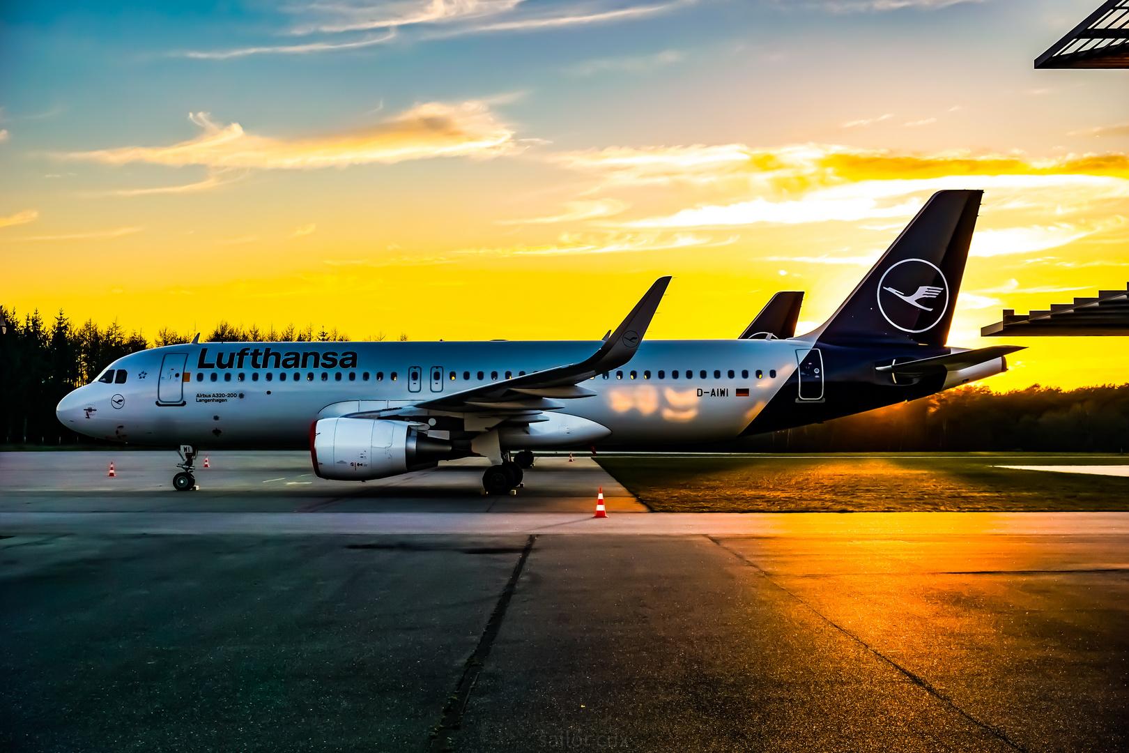 Airbus A320-200 Langenhagen