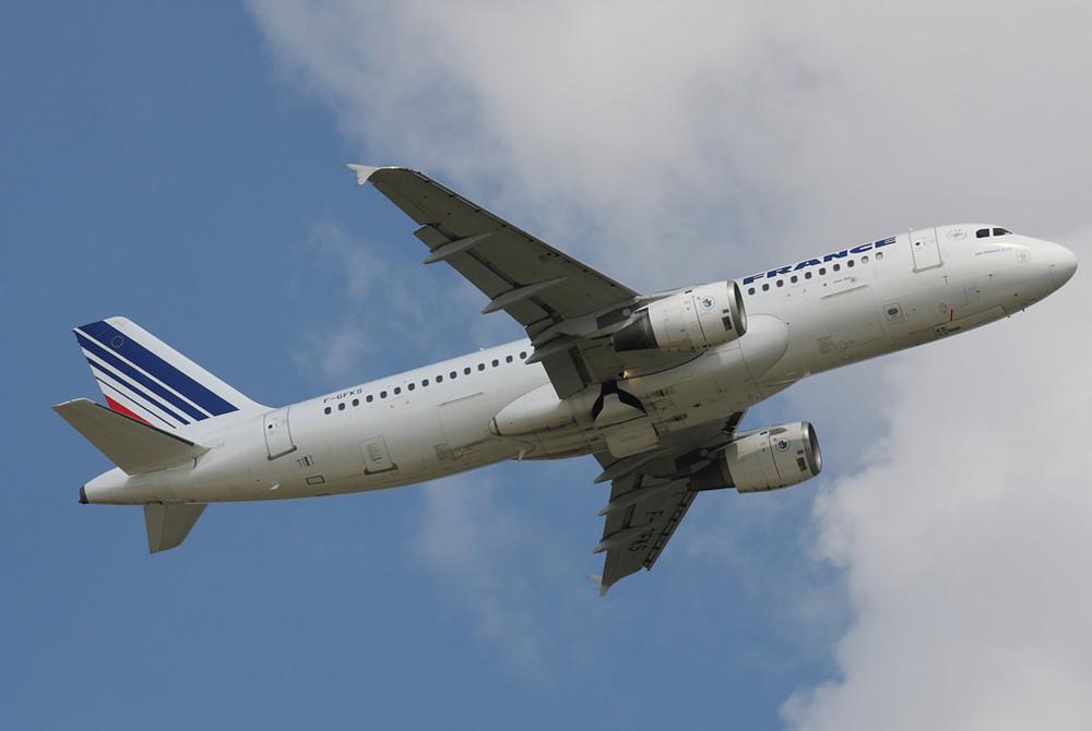 Airbus A320-211 der Air France