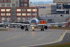 Airbus A321-231 der Royal Jordanian