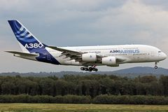 """Airbus A380-861 F-WWDD """"Airbus Industries"""""""