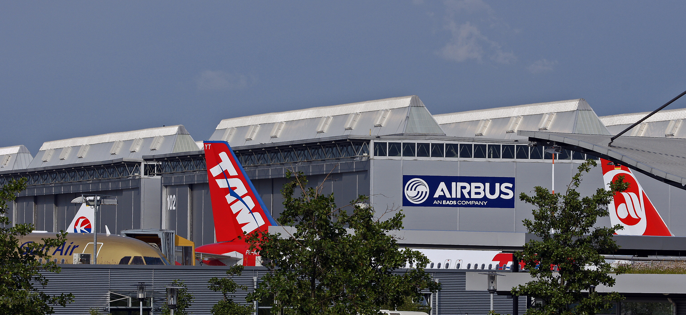 Airbus Deliverie Center / XFW