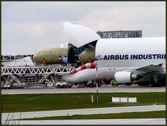 Airbus in den Wehen:-)))))))