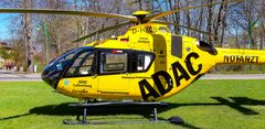 Airbus Rettungshelicopter
