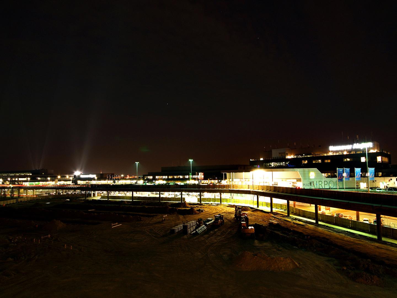 Airport am 25. Februar - 2