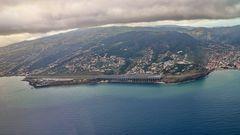 Airport Christiano Ronaldo Funchal Madeira ©