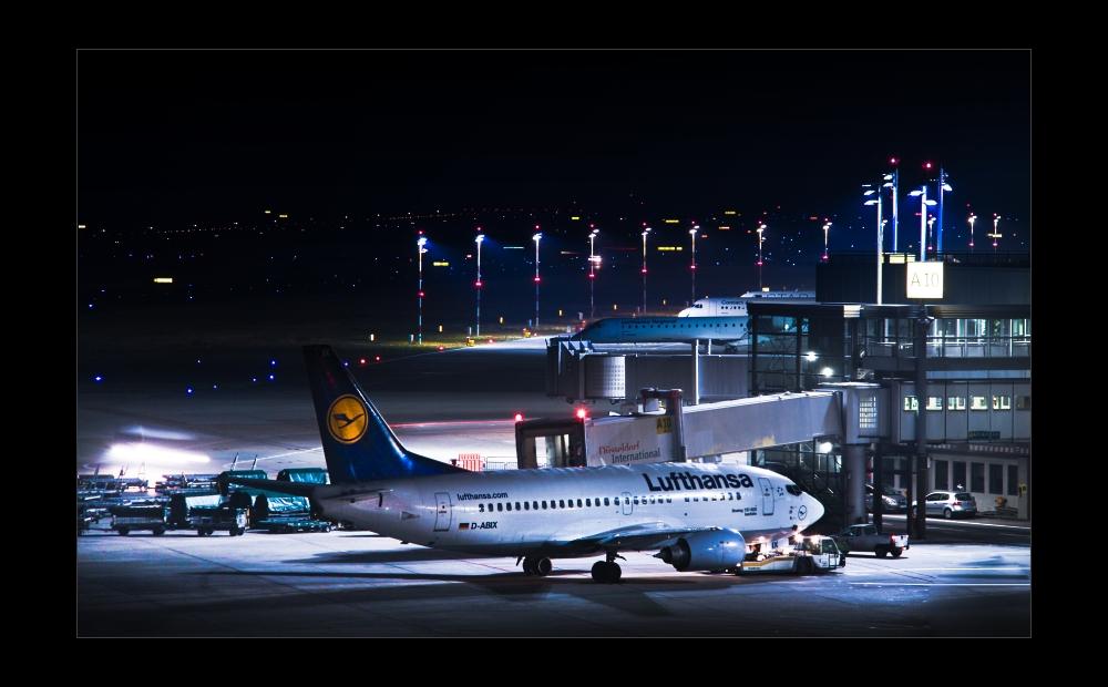 Airport Lights II