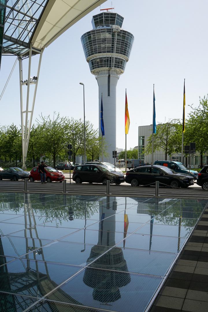 Airport München - Tower