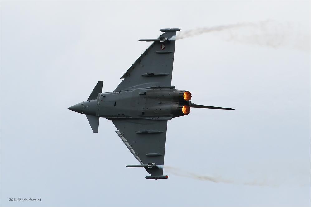 Airpower 2011 - Eurofighter (2)