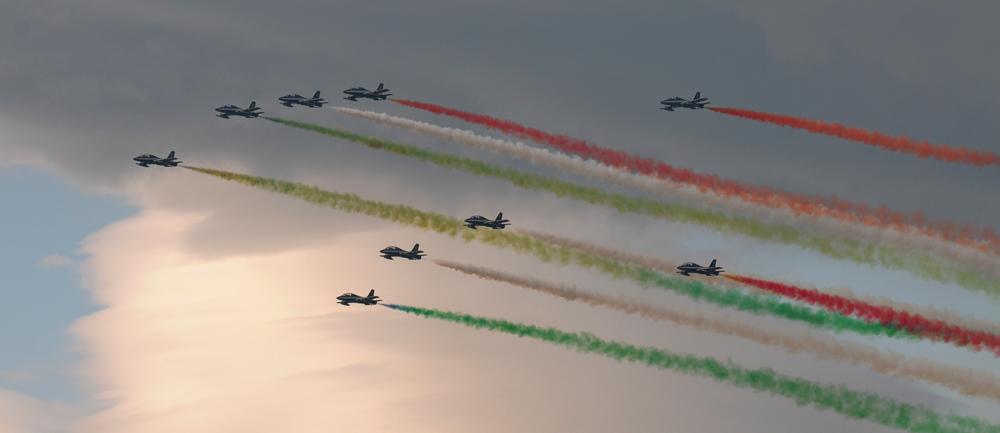 Airpower 2011 - Frecce Tricolori (2)