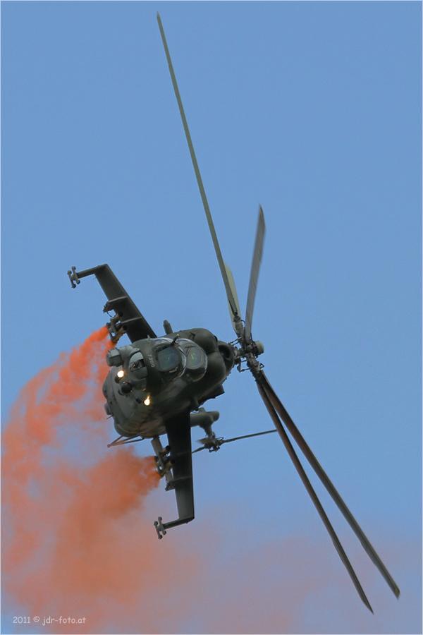Airpower 2011 - Mil Mi-24