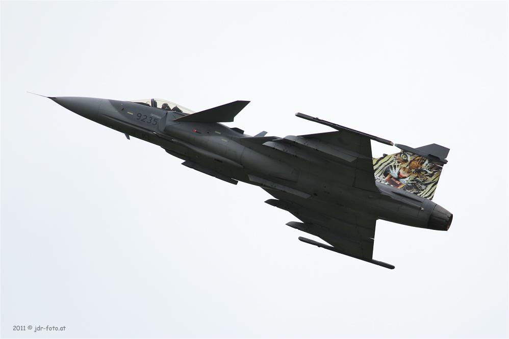 Airpower 2011 - Saab Gripen