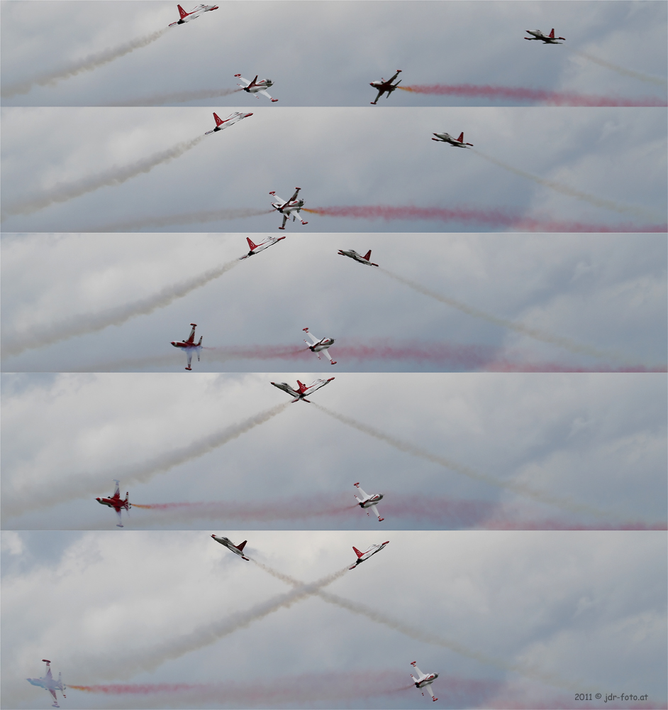 Airpower 2011 - turkish crossing