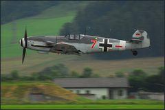 """Airpower Zeltweg 09 - Die """"Rote 7"""""""