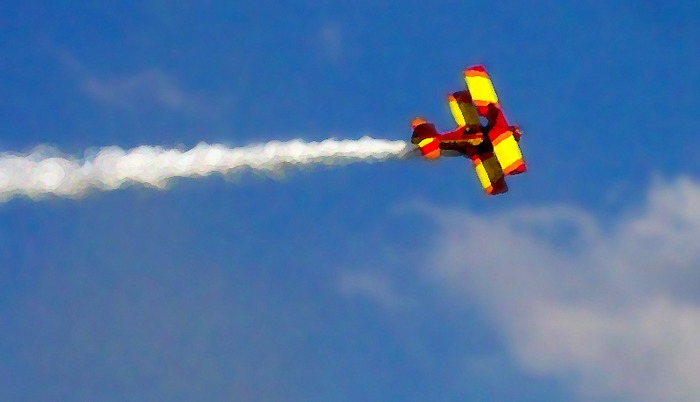 Airshow Abstract