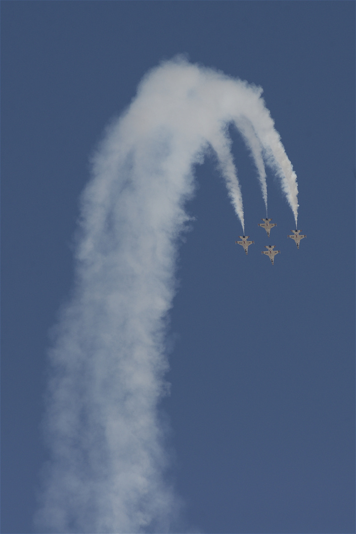 Airshow in Arizona