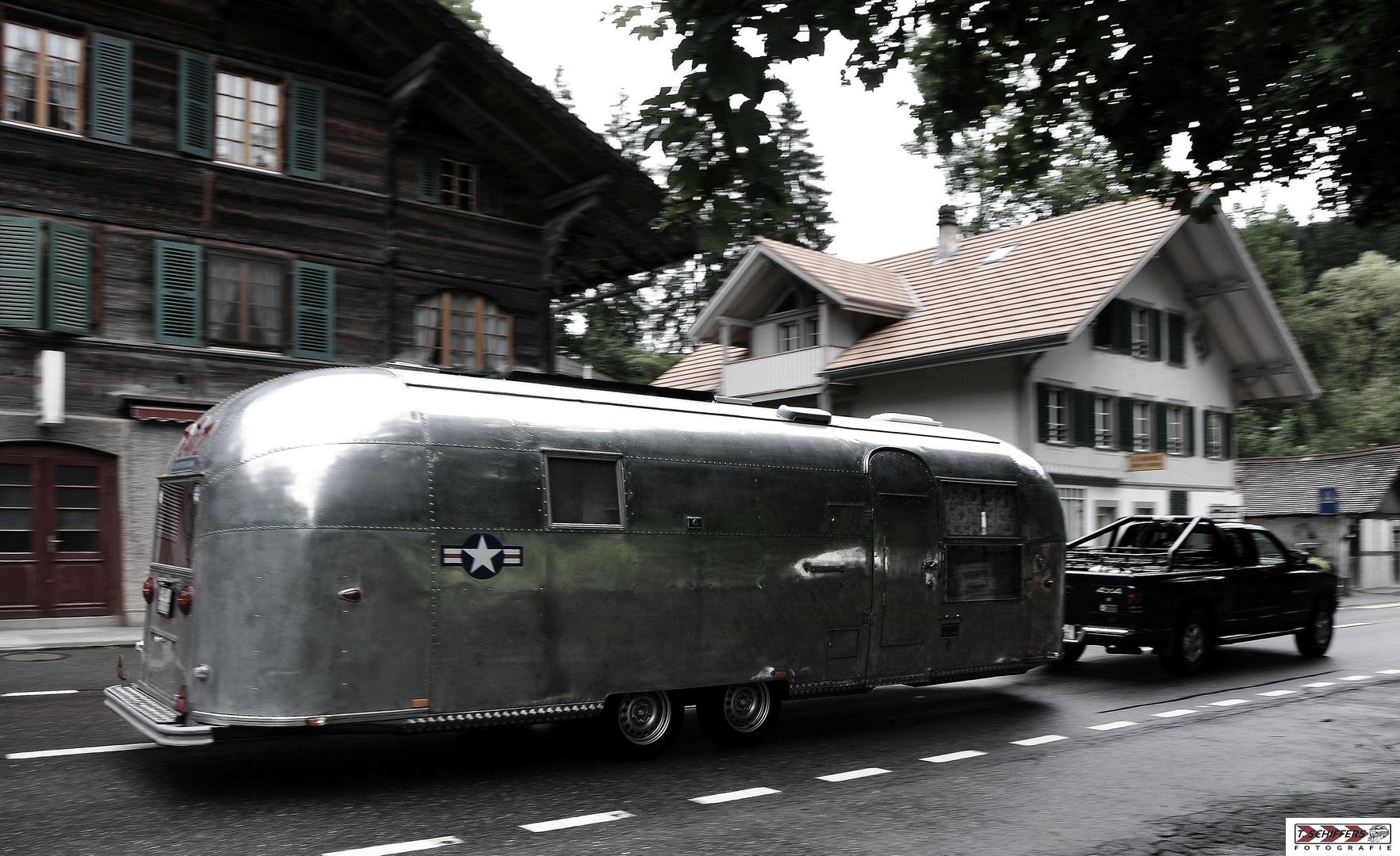 Airstream - der absolute Wohnwagentraum