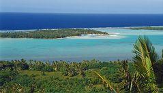Aitutaki- Lagon