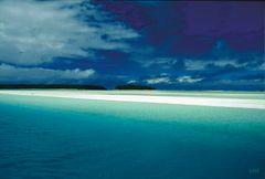 Aitutaki Lagoon View