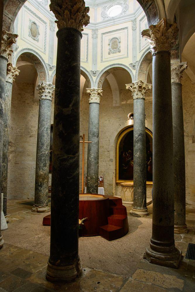 Aix Baptisterium