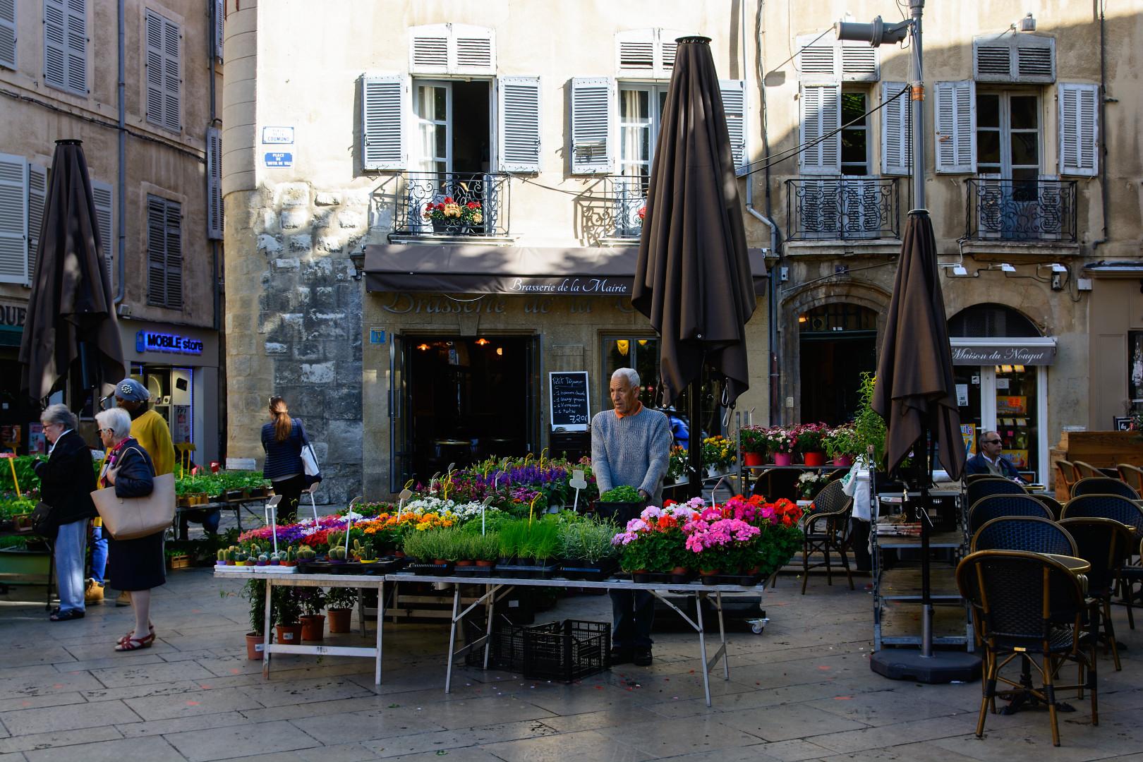 Aix Place de L'Hotel de Ville