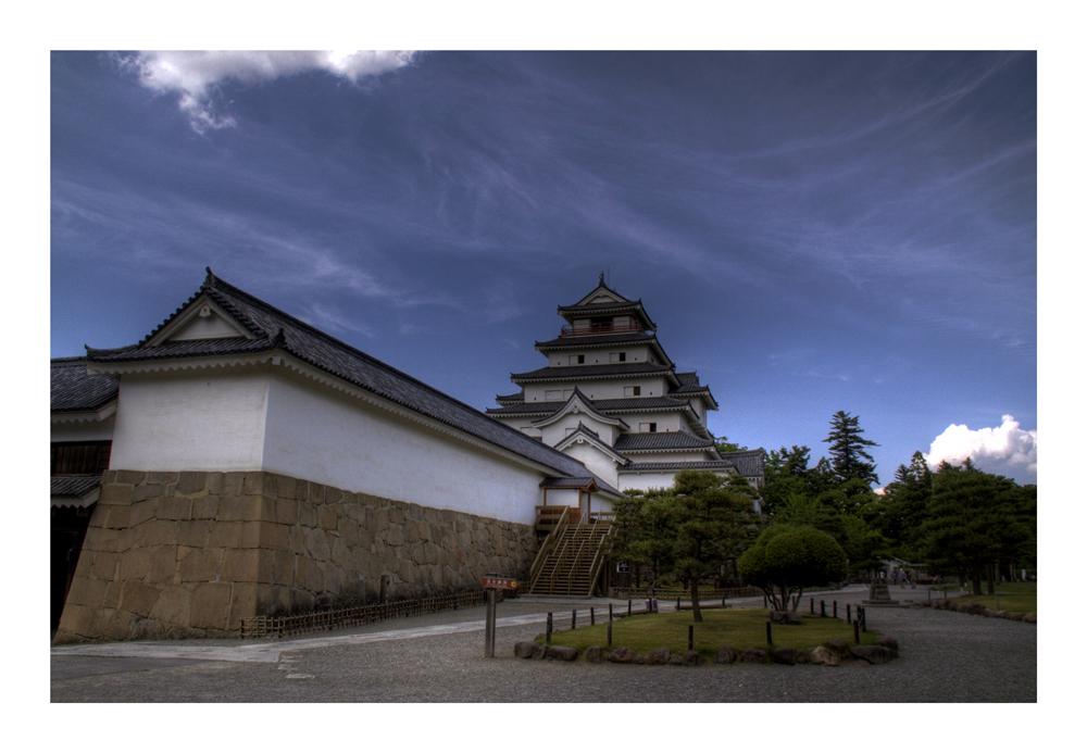 Aizu Turuga-jou castle-1