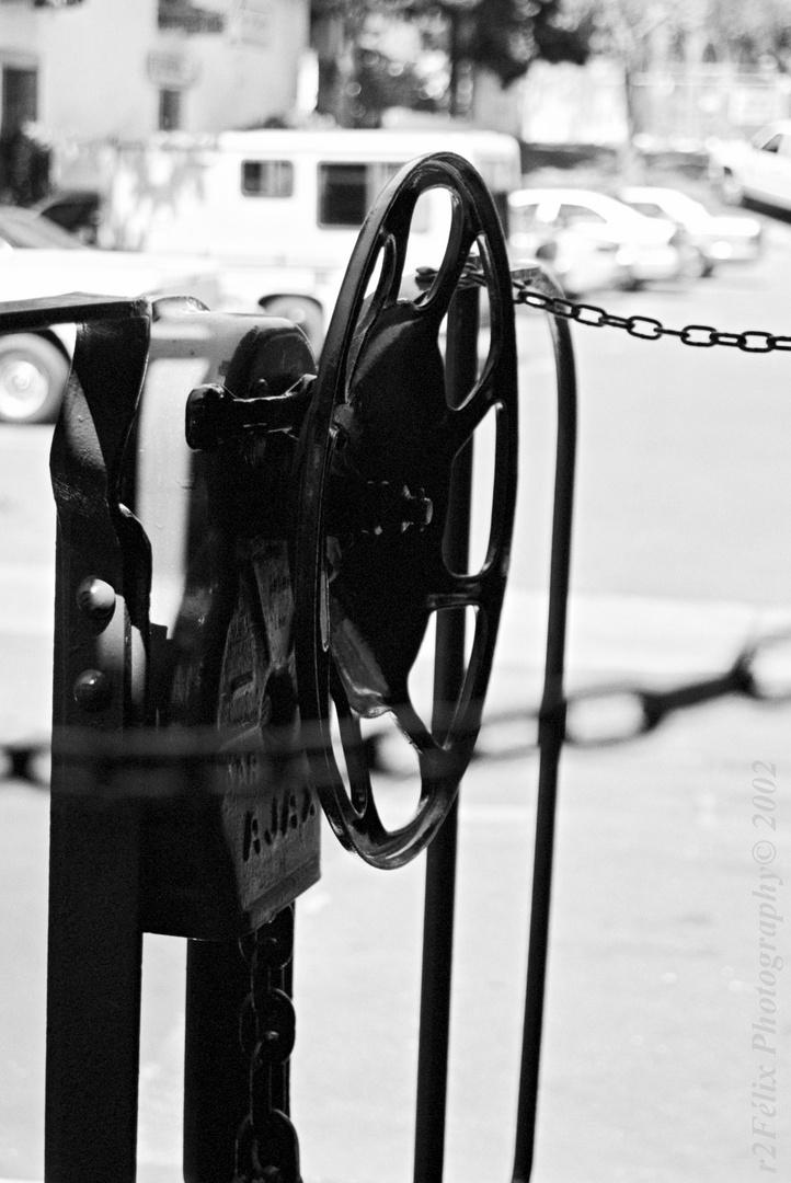Ajax Wheel