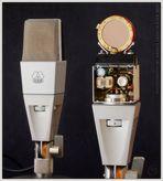 AKG C12A tube condenser microphone