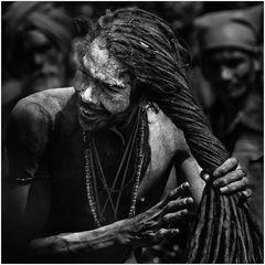 Akhara @ Kumbh Mela ~ The Sadhu Diaries