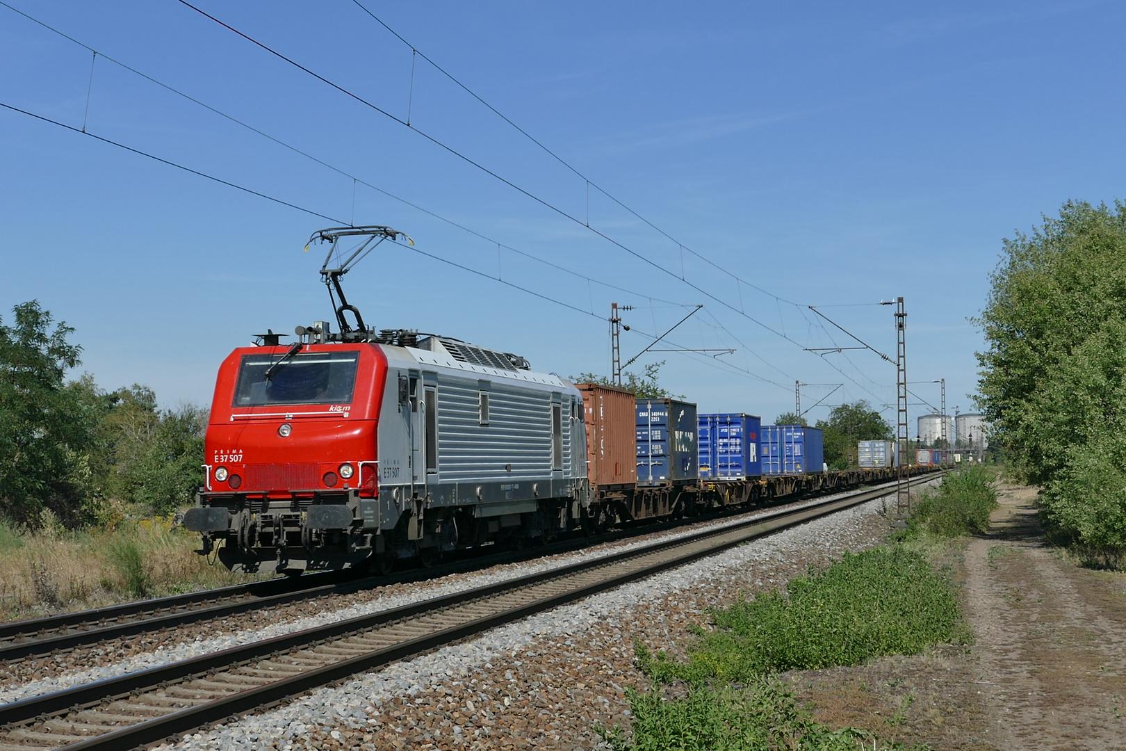 Akiem Güterzug