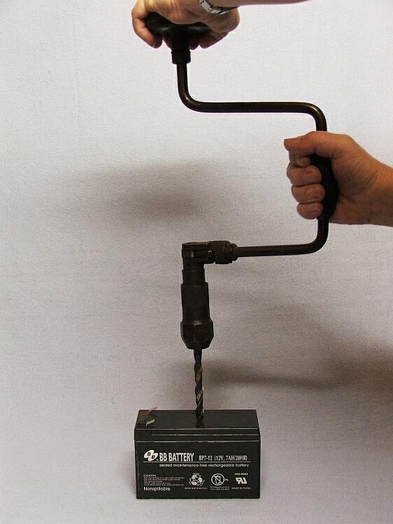 Akkubohrmaschine
