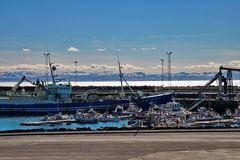 Akranes - Hafen