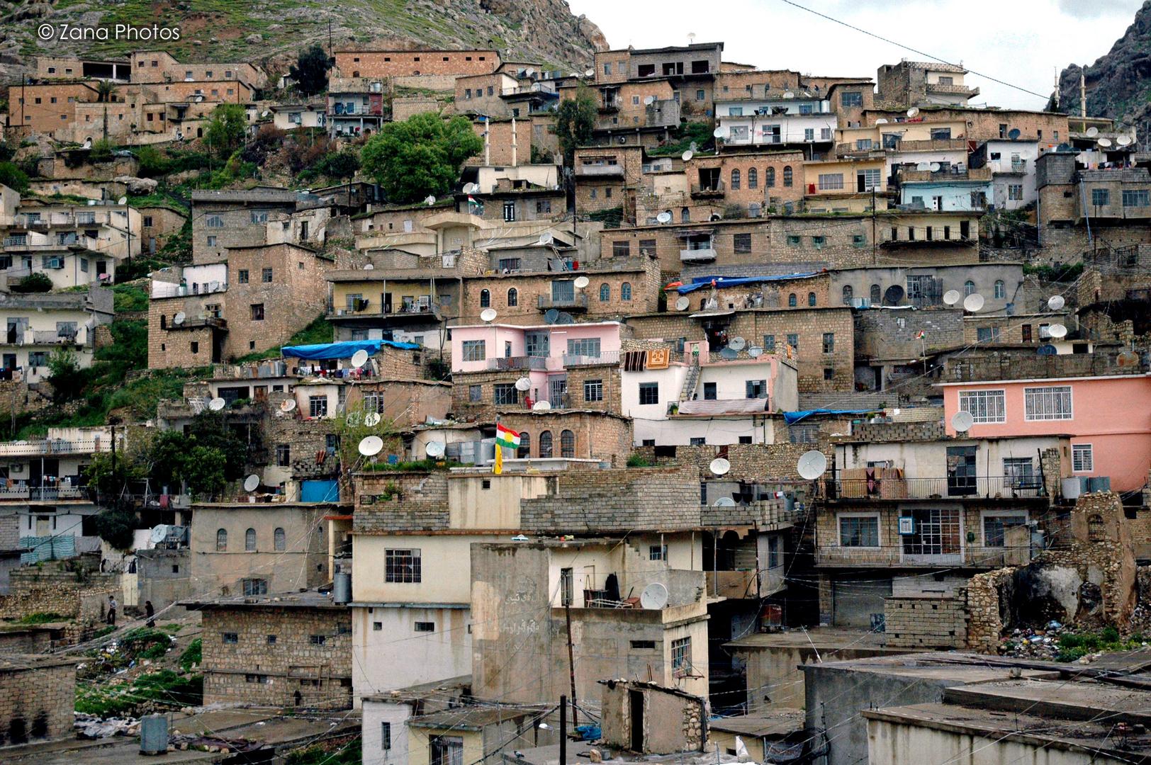 Akre - Kurdistan Region - North of Iraq