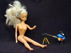 Akt - Smurf  (Barbie)