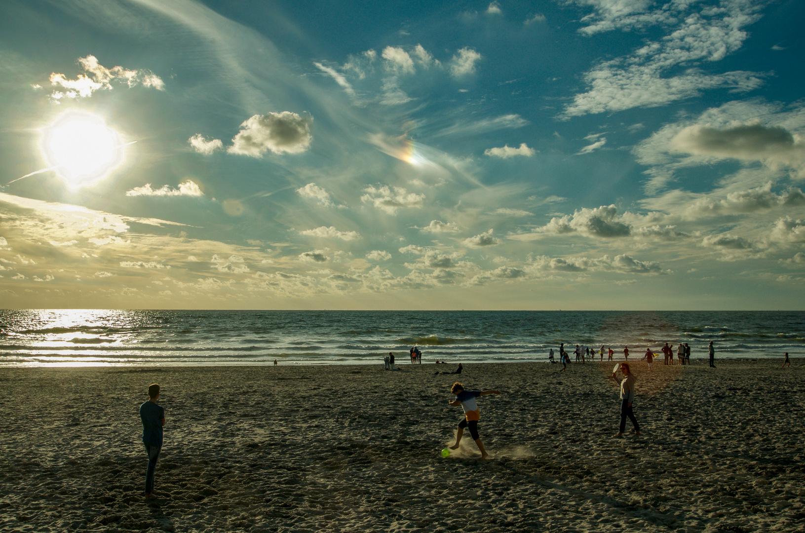 Aktive Strandtage