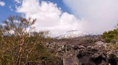 AKTIVER ÄTNA - Vulkanlandschaft - Sizilien