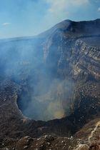 Aktiver Vulkan Masaya