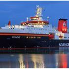 Aktuelles ...... Forschungsschiff SONNE .......High-Tech made in Germany ...... Aktuelles