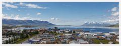 Akureyri und der Eyjafjörður