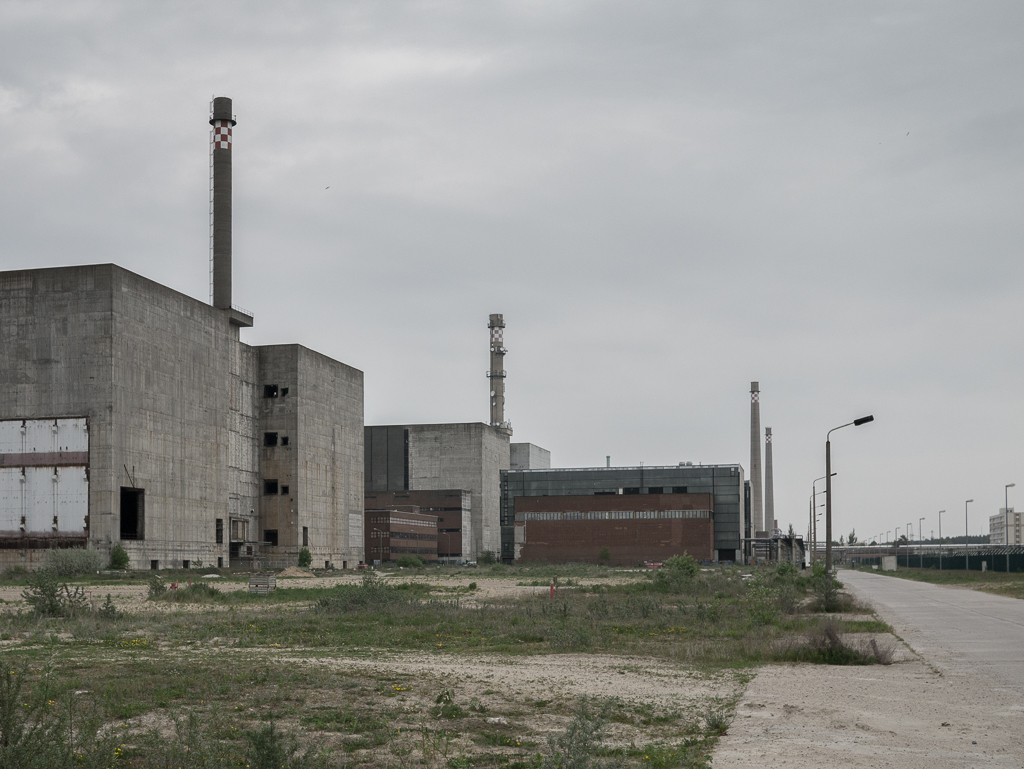 Lubmin Kraftwerk