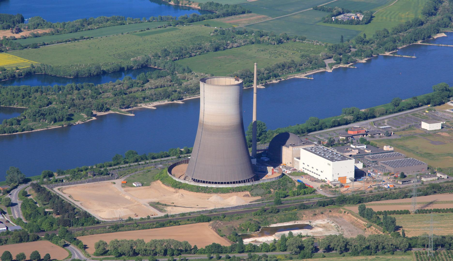 Akw Mulheim Karlich Foto Bild Industrie Und Technik Industrie