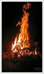 Al calor de una chimenea