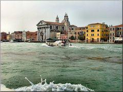 Al Canale  della Giudecca...Fede, Arte , Lavoro,,,e Turismo:))