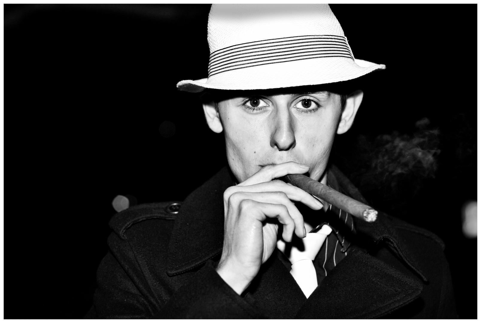 Al Capone ..