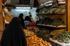 Al mercato di al-Salt