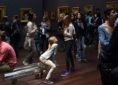 Al museo d'Orsay 3 / Au musée d'Orsay 3