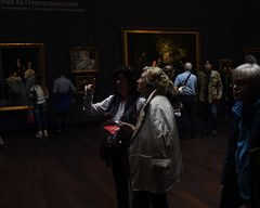Al museo d'Orsay 5 / Au musée d'Orsay 5