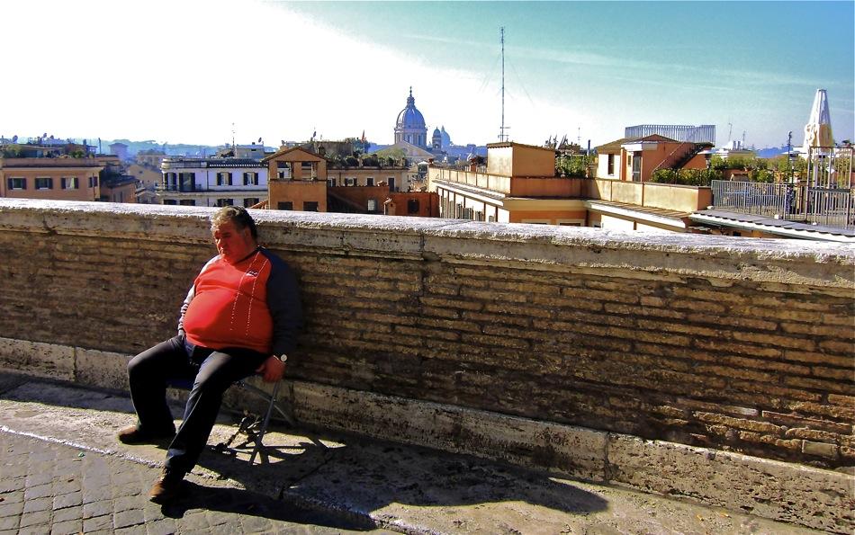 ... al sole di Roma